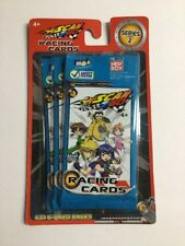 Scan 2 Go - Racing Cards - Series 2 - 1 Package Contains (3) 6-Card Packs