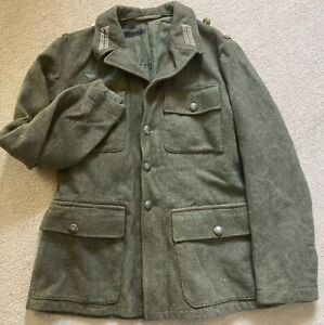 WW2 German Army M43 Jacket Tunic used in Band of Brothers Paratrooper Airborne