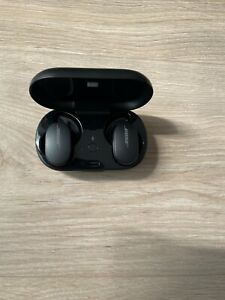 Bose Quietcomfort Earbuds Black