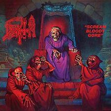 SCREAM BLOODY GORE REISSUE - DEATH