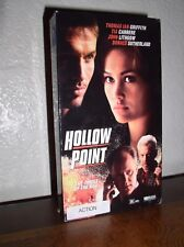 Hollow Point starring John Lithgow & Donald Sutherland (VHS, 1998)