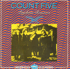 COUNT FIVE – PSYCHOTIC REACTION (PSYCH/ROCK COMPILATION CD)