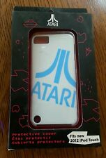 Atari Protective Cover Blue On White Ipod Touch Tcat502G