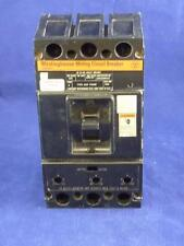Cutler-Hammer KAM FRAME ONLY Mining Circuit Breaker Style 2602D86G12 3 Pole 225A