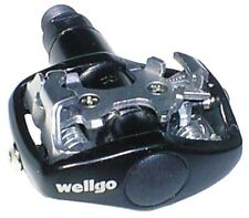 Wellgo WPD-823 Clipless pedal, mountain and commuter with cleats NEW