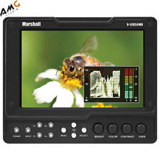 """Marshall Electronics V-LCD56MD 5.6"""" HDMI Monitor with 3G SDI Input Module"""
