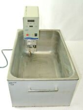 Large Fisher Scientific Water Bath With Isotemp 2150 Circulator Heater Tested