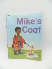 Abeka Preschool Mike's Coat K4 Little Owl, 10 Pk, Homeschool / School Reading