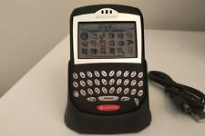 Rare BlackBerry 7230 - Black Unlocked Smartphone collectors item Qwerty phone