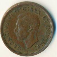 COIN / CANADA / 1 CENT 1939 / GEORGE VI.  #WT7577