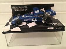 1/43 Tyrrell Ford 007 - #4 P. Depailler (1975)