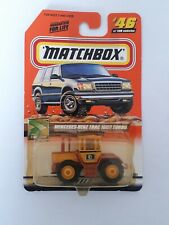 Matchbox USA 2000 Super Fast #46 - Mercedes Benz Trac 1600 Turbo