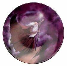 Sarenmorg The Air Wizard Wizards Of The Four Elements John Millington Plate
