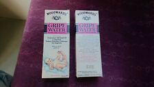 Woodwards Alcohol Sugar Free Gripe Water for Wind Colic Relief x3