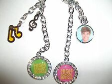 12 x High School Musical Phone Bag Keyring Charms New Wholesale Clearance