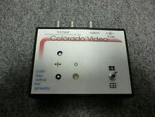 Colorado Video 619YY Vertical Line Generator