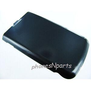 New Genuine OEM LG Accolade VX5600 Battery Door Back Cover Grey Standard