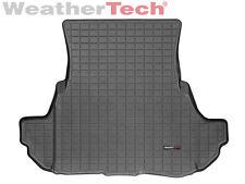 WeatherTech Cargo Liner Trunk Mat - Dodge Challenger - 2008-2010 - Black