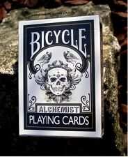 CARTE DA GIOCO BICYCLE ALCHEMIST,poker size limited edition
