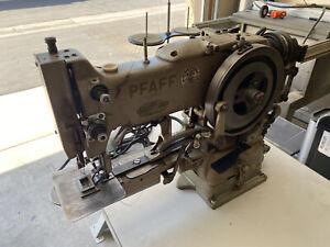 PFAFF 3334 Square Stitch Bartacking