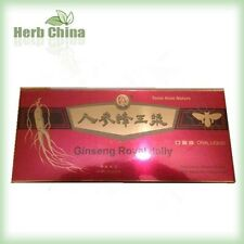 6 Ginseng and Royal Jelly for Relaxation, enhancement appetite,stress relief