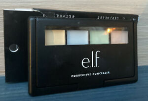 e.l.f. Corrective Concealer Neutralize & Conceal 0.19 oz With Mirror
