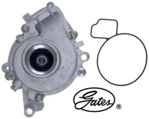 Engine Water Pump Gates with back housing and gasket
