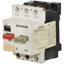 3VE1015-2F SIEMENS CIRCUIT BREAKER 0.63-1 AMP--SES