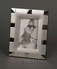 Erno Aosta Metall Fotorahmen 5X8cm Portraitrahmen Farbe silber 220021-3