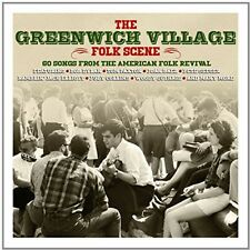 Various Artists - Greenwich Village Folk Scene / Various [New CD] UK - Import