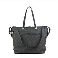 New LOUIS VUITTON Tote Bag Boetie Shoulder Empreinte Leather Black M51750 (S)