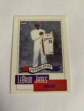 2003 Lebron James RC OMR Future Star Error Roethlisberger Back ROOKIE Rare!!
