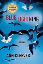 Shetland Island Mysteries: Blue Lightning : A Thriller 4 by Ann Cleeves (2011, P
