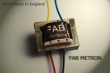 FAB Metron Ribbon Microphone Transformer - Vintage Sound - Ideal Reslo, RCA etc.