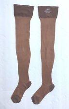 VNTG Hanes 3 Pair # 210  SIZE 10-10 1/2 MEDIUM Sheer Stockings SOUTH PACIFIC NIB