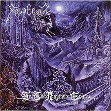 Emperor - In the Nightside Eclipse Album Cover Art black Metal Kvlt