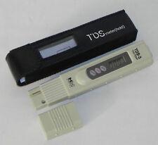 100% HM TDS-3 Water Quality Meter Tester RO DI System ppm temp Digital Handheld