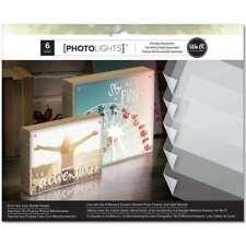 American Crafts 663025 We R Memory Keepers Photo Lights Backlit Film Paper Artis