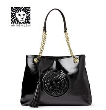 SALE Bnew 💯% Authentic Anne Klein Leo Legacy VI Black Tote Bag