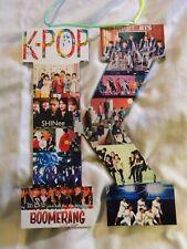 KPOP Boys Poster BTS SHINee Infinite Korean Music College Dorm Home Decor ART 13