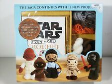 Star Wars Even More Crochet by Thunder Bay Press and Lucy Collin (2017, Kit)