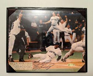 KEN GRIFFEY JR Seattle Mariners Signed 8x10 Photo Auto Upper Deck COA The Slide