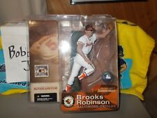 NIB BROOKS ROBINSON BALTIMORE ORIOLES MCFARLANE SERIES 1 COOPERSTOWN COLLECTION