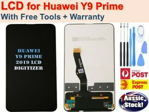 for HUAWEI Y9 PRIME STK-L21 -L22 STK-LX1-2-3 LCD DISPLAY+TOUCH SCREEN DIGITIZER