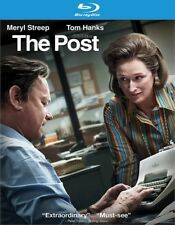 The Post (Blu-ray Disc ONLY, 2018)