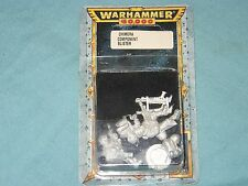 WARHAMMER 40K-IMPERIAL GUARD-CHIMERA-TANK CREW-METAL-IN SEALED BLISTERS