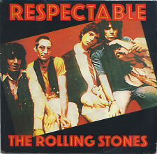 "ROLLING STONES  ""RESPECTABLE c/w WHEN THE WHIP COMES DOWN""   LISTEN!"
