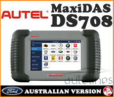 Genuine AUTEL MaxiDAS DS708 Pro Auto Vehicle Full System Diagnostic Scanner Tool