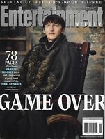 Entertainment Weekly Magazine Game Of Thrones Special Collector's Issue Cover 9