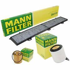 MANN Inspektionspaket Filtersatz BMW 1er E81 E87 118i 120i 3er E90 E91 318i 320i